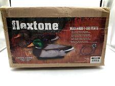 Flextone 6 Weighted Life Size Mallards Decoys - 3 Drakes - 3 Hens