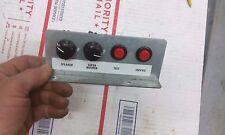 sega air trix arcade test switch/volume controller