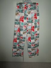 Boys Holden long  woven cotton  pyjama pants from Target  Size 7     NWOT