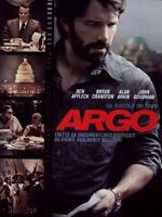 Film dvd Argo (2012) Thriller Ben Affleck