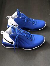 Nike Air Max Wavy Basketball Shoes Game Royal Black White AV8061-400 Size 11 NEW