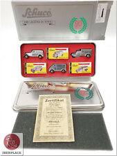Schuco piccolo 1:90 escala coches Autos de modelo modelcars 05211 90 Jahre toys
