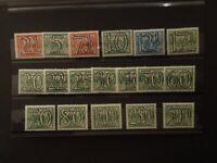 G511  NETHERLANDS 1940  TRALIES NVPH  356-73  VERY  NICE  MNH
