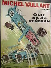 Michel Vaillant, Olie op de Renbaan, door Jean Graton Album #18 (2e hands #2)
