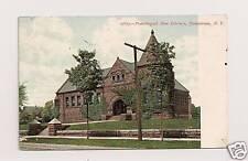 JAMESTOWN, NY Prendergast Free Library,  Cicra 1912 ??