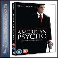 AMERICAN PSYCHO - 15TH ANNIVERSARY EDITION **BRAND NEW DVD **