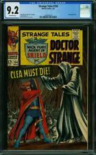 Strange Tales #154 (Marvel, 3/67) CGC 9.2 NM- (Dr. Strange appearance)