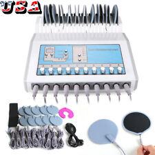 Microcurrent Face Shaper Tighten Slimming Electrode Stimulation Beauty Machine!