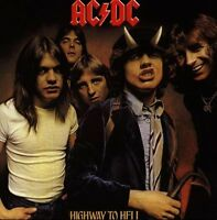 AC/DC Highway to hell (1979) [CD]