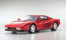 Kyosho Ferrari Testarossa KSR08663R  LARGE CAR 1:12 LE 500pcs*New!