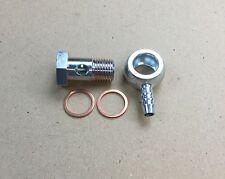 Hohlschraube M14x1,5 / Ringnippel für PA-Rohr innen 8mm