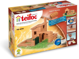 Teifoc 4010 - Small Cottage - Build with real Bricks & Cement