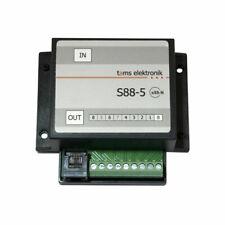tams 44-01507-01 S88-5 Rückmeldemodul mit GBM - Fertiggerät -