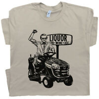 George Jones T Shirt Funny T Shirt Lawn Mower Cool Vintage Tractor Country Music
