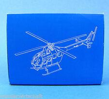 Roco H0 2841 BO-105 Deutsche Rettungsflugwacht Hubschrauber Helikopter HO 1:87
