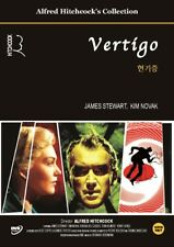 Vertigo,1958 (DVD,All,Sealed,New) Alfred Hitchcock
