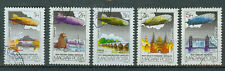 Briefmarken Ungarn 1981 Ausstellung LURABA Mi.Nr.3477-81