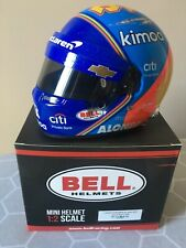 Fernando alonso 2019 indy 500 1/2 half scale Helmet. made by Bell
