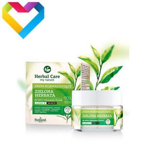 FARMONA HERBAL CARE GREEN TEA NORMALISING DAY NIGHT CREAM 50ml HER2031X