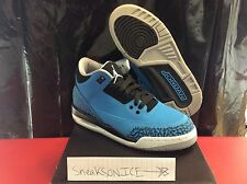 Air Jordan 3 Powder Blue retro size 4y youth, never worn or tried on, Nike