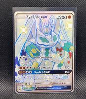 Zygarde GX - SV65/SV94 - Near Mint Sun & Moon Hidden Fates Pokemon