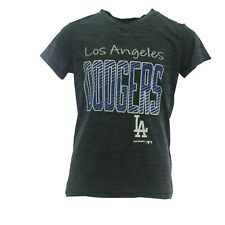 Los Angeles Dodgers Official MLB Genuine Kids Youth Girls Size Athletic Shirt