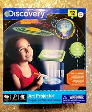 NEW IN BOX Art Projector Discovery Ages 6+
