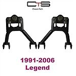 CARX-LEG-9196 Adjustable 4-Degree Control Arms 5day to build