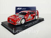 Slot car SCX Scalextric Fly 88272 Venturi 400 GTR 24H Le Mans 1994 - Puig / Camp
