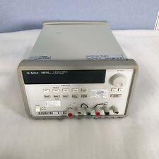 Agilent E3631A Triple Output DC Power Supply E3631A