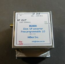 BU-500 13cm Up Converter 1,7W Output