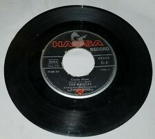 The Hollies ‎– Carrie-Anne / Signs That Will Never Change - 45rpm