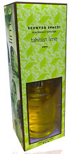 Scented Space Fragrance Diffuser tahitian lime 220ml Fragrance oil/Reeds New