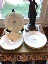 """6 Richard Ginori Salad Plates 7 1/2"""" """"Shells"""""""