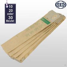 5 Passend Für Karcher CW50 /& CW100 Serie Packung von Papier Staubsaugerbeutel