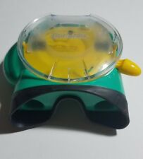 Vintage 2002 VIEW-MASTER VIEWER MODEL # 74332 Fisher Price Green/Yellow