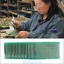 10pcs 4x6cm 2,54mm Lochrasterplatine Prototyp Platine Doppelseitig Leiterplatte
