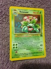 Nintendo 2000 Pokemon Card In Original Package Black Star Holo Venusaur Card #13