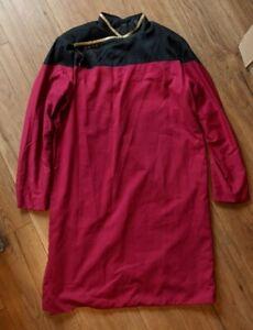 Cosplay Star Trek Next Generation Starfleet Dress Uniform - Warp One Large (L)