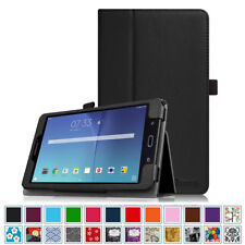 "Folio Stand Case Cover for Samsung Galaxy Tab E 8.0 SM-T377/T378/T375 8"" Tablet"