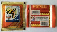 POCHETTE PANINI FIFA COUPE DU MONDE WC 2010 AFRIQUE SUD PACKET TUTEN BUSTINA