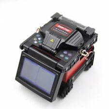 DVP-740 Fusion Splicer Fiber Optic Splicing Machine Multi-language FEDEX