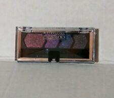 Maybelline New York Eyestudio EyeShadow Quad Palette #55 Smokey Night New Sealed