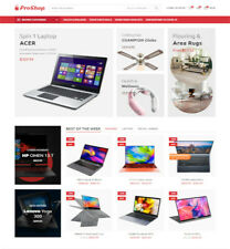 Automated Dropshipping Website For Sale with 7000 Products + hosting