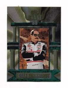 1999 Press Pass CUP CHASE #CC4 Dale Earnhardt BV$40! REDEEMED, but gentle stamps