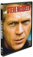 New: I AM STEVE McQUEEN DVD