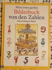Rolf & Margret Rettich - Mein erstes großes Bilderbuch von den Zahlen - RAR