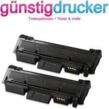 2x TONER für Samsung Xpress M2625D M2675FN M2858DW M2825ND M2835DW MLT-D116