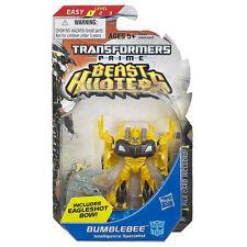 "TRANSFORMERS PRIME BEAST HUNTERS "" BUMBLEBEE "" AUTOBOT CYBERVERSE"