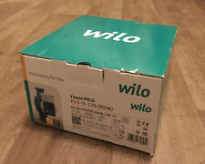 Wilo Yonos Pico 25/1-6-130 ( ROW ) Glandless Circulating Pump Brand New Unopened